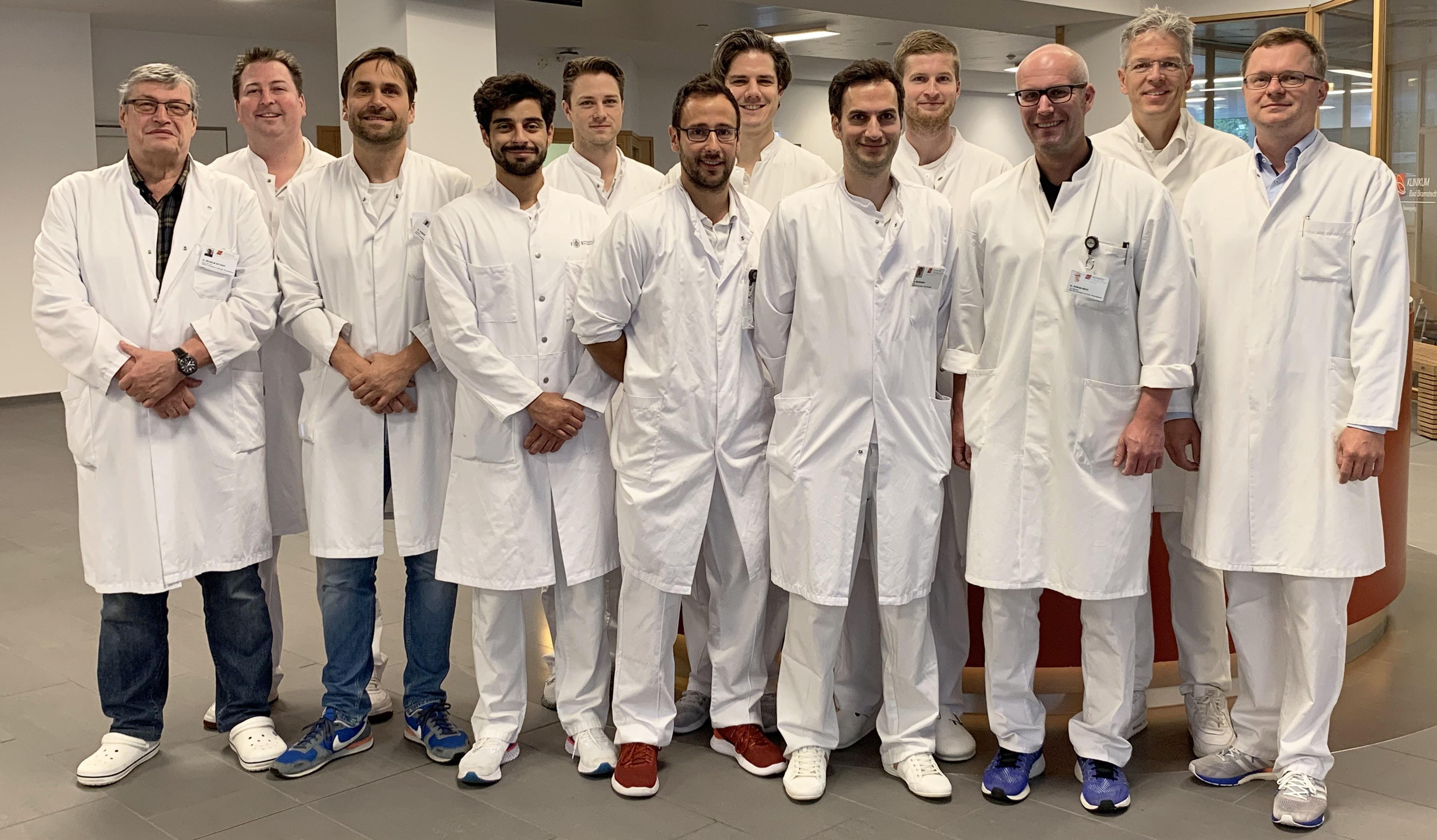 Orthopädische Kliniken und Universitätsmedizin - Klinikum ...