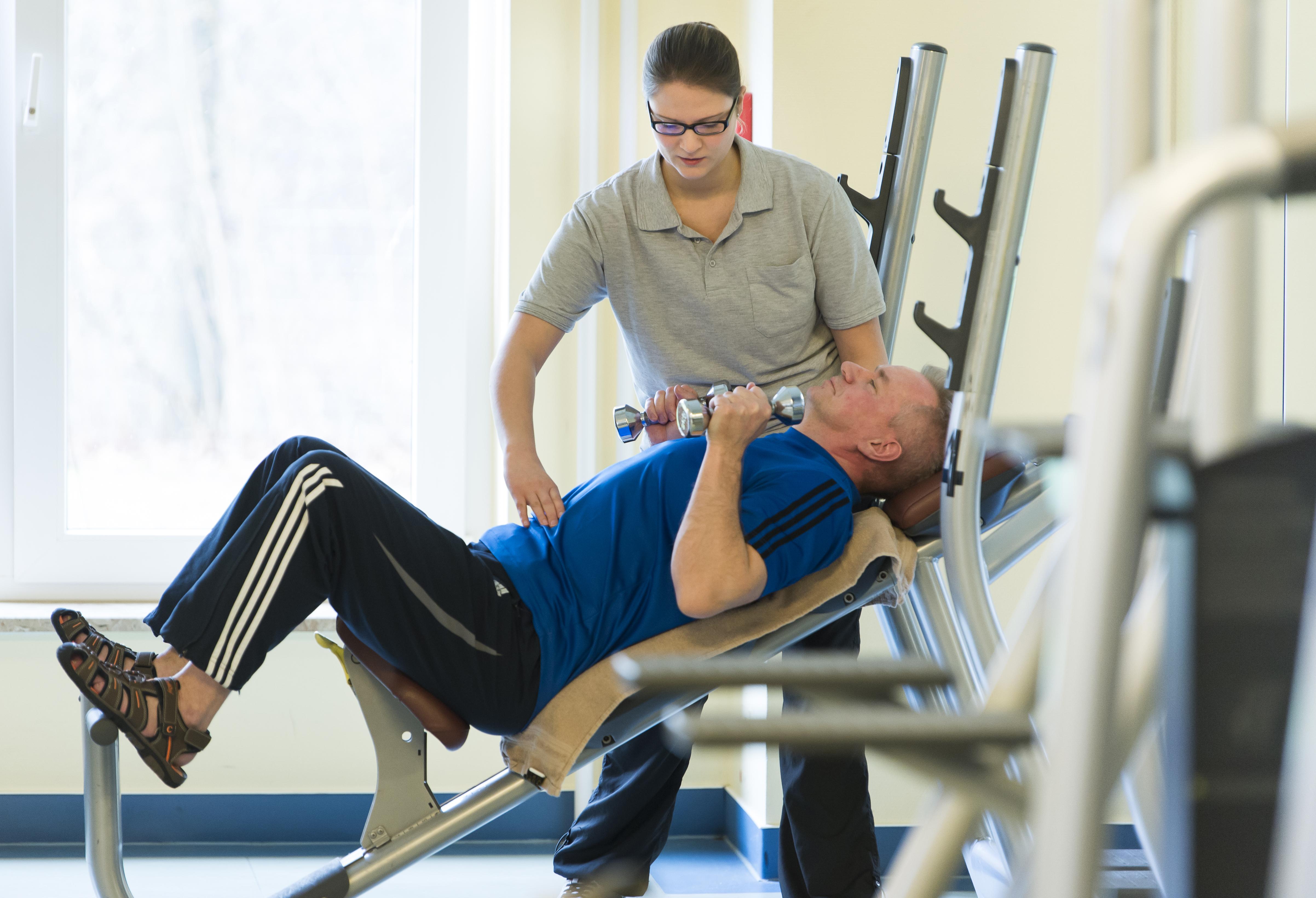 FitnessClinic Bad Bramstedt - Klinikum Bad Bramstedt